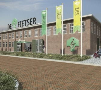 Accell opent fiets experience center